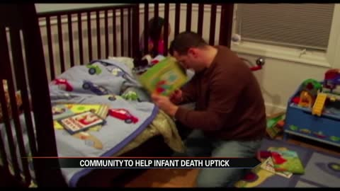Report shows uptick in sudden unexpected infant death in SJC